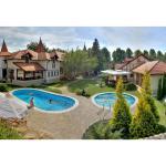 Hotel Vila Milord Resort, Palić