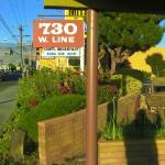 Mountain View Motel, Bishop