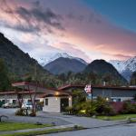 58 On Cron Motel,  Franz Josef