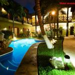 Hotel Aventura Mexicana, Playa del Carmen