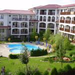 Delfin Apartments, Sveti Vlas