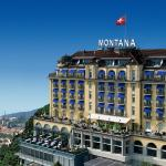 Hotel Pictures: Art Deco Hotel Montana, Luzern