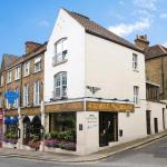 La Gaffe - Restaurant with Rooms, London