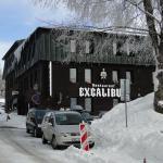 Hotel Bozi Dar - Excalibur, Boží Dar