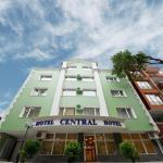 Fotografie hotelů: Hotel Central, Burgas City
