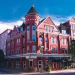 Blennerhassett Hotel, Parkersburg