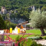 Hôtel-Spa Le Saint Cirq, Tour-de-Faure