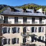 Hôtel La Montagne Fleurie, Barèges