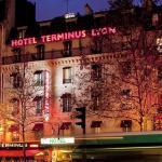 Hotel Terminus Lyon,  Paris