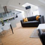 nightspace: Regent House Apartments,  Harrogate