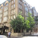 Hotel Fundador, Santiago
