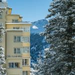 Hotel Hohenfels,  Arosa