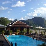 Villa Vang Vieng Riverside, Vang Vieng
