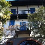 Villa Toscanini, Isola Superiore o Dei Pescatori