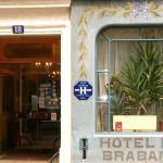 Hôtel Du Brabant, Paris