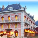 Hotel Pictures: Grand Hôtel de France, Pierrefitte-Nestalas