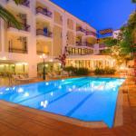Fortezza Hotel, Rethymno Town