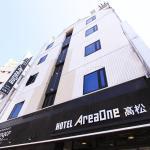 Hotel AreaOne Takamatsu,  Takamatsu
