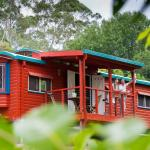 Foto Hotel: Glass House Mountains Ecolodge, Glass House Mountains