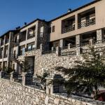 Titagion Hotel, Plastiras