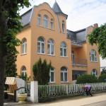 Hotel Villa Strandrose, Ahlbeck