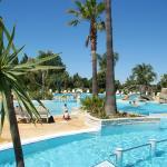 Le Camping les Champs Blancs, Agde