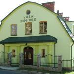 Villa Dom Julii, Sanok