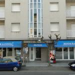 Hotel Pictures: Hostal La Vinya, LEscala