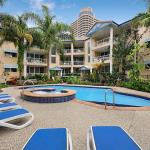 Surfers Beach Holiday Apartments, Gold Coast