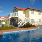 BK's Fountain Court Motel, Napier
