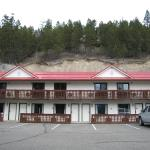 Alpen Motel, Radium Hot Springs