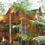 Hotellikuvia: Springbrook Mountain Chalets, Springbrook