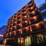 Siralanna Hotel,  Patong Beach