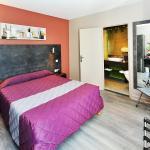 Hotel Pictures: Hôtel Concorde, Rodez