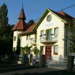 Melinda Villa,  Keszthely