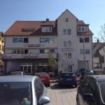 Hotel Pictures: StadtCafé Pension, Grünstadt