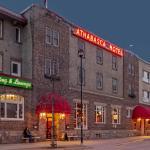 Athabasca Hotel,  Jasper