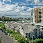 Rivercity Gardens Apartments Kangaroo Point,  Brisbane