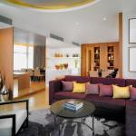 Marriott Executive Apartments Bangkok ,Sukhumvit Thonglor,  Bangkok