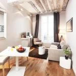 Luxury One Bedroom Paris Center,  Paris