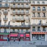 Hôtel Maubeuge Gare du Nord, Paris
