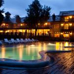 Hotel Pictures: Huilo Huilo Marina del Fuy Lodge, Huilo Huilo
