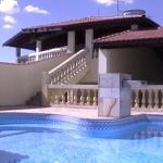 Aliens Palace Hotel,  São Tomé das Letras