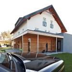 Hotellikuvia: Pension Jageredt, Nussbach