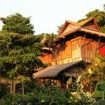 Le Bout du Monde - Khmer Lodge, Kep