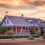 The Big Blue House Inn Boutique Hotel, Tucson