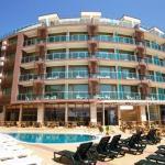 Briz Beach Apartments, Sunny Beach