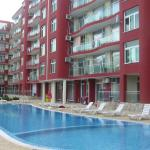 Global Ville Apartcomplex, Sunny Beach