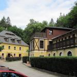 Hotel Pictures: Spálený mlýn, Mníšek pod Brdy