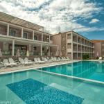 Arty Grand Hotel, Olympia